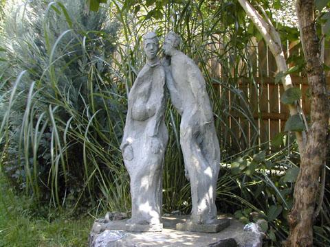 nachhaltige garten kunst skulpturen pflanzen, besucherinfos, Design ideen